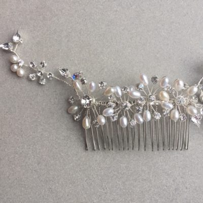 Hair Vine – Bridal Comb – Polaris Celsetial