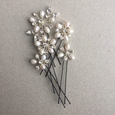 Bridal Hair Pins – Orion Celestial by HoneyV